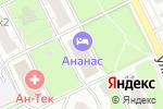 Схема проезда до компании Сотовик Mobile в Москве