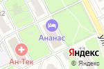 Схема проезда до компании ФГ-Принт в Москве
