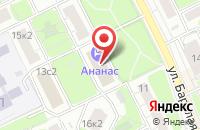 Схема проезда до компании Юрсервис в Москве