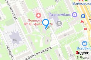 Комната в однокомнатной квартире в Москве 1-я Радиаторская ул., 3
