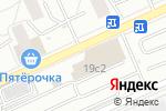 Схема проезда до компании Fonbet в Москве
