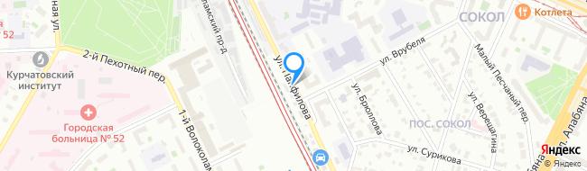 улица Панфилова