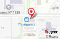 Схема проезда до компании Издательский Дом Бессмертных в Москве