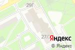 Схема проезда до компании Шародей в Москве