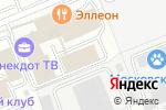 Схема проезда до компании STIGA в Москве