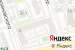 Схема проезда до компании Детская городская поликлиника №58 в Москве