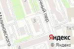 Схема проезда до компании Синельщиков и партнеры в Москве