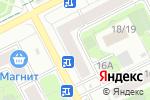Схема проезда до компании Зонтик-92 в Москве