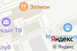 Схема проезда до компании Новая Энергетика в Москве