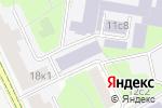 Схема проезда до компании Пищевая промышленность в Москве