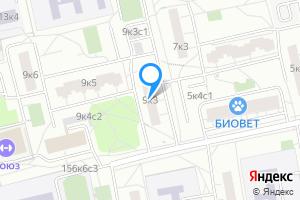 Снять комнату в Москве м. Теплый стан, улица Тёплый Стан, 9к3