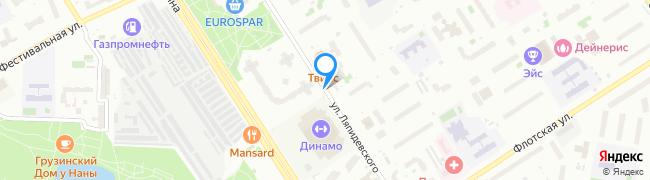 улица Ляпидевского