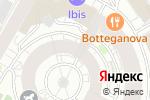Схема проезда до компании ФС-ПРО в Москве