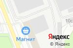 Схема проезда до компании АВТО-ЭМ в Москве