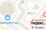 """Схема проезда до компании Интернет-магазин мобильных телефонов """"Pixel в Москве"""