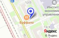 Схема проезда до компании КОНСАЛТИНГОВАЯ КОМПАНИЯ ВИЗА СОКОЛ ГРУПП в Москве