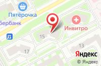 Схема проезда до компании Парикмахерская в Подольске