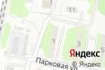 Схема проезда до компании Подольскмежрайгаз в Столбовой