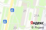 Схема проезда до компании Газводстрой-сервис в Москве