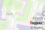 Схема проезда до компании Тоджиро в Москве