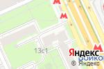 Схема проезда до компании Моя Еда в Москве