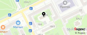 Carvizor на карте Москвы
