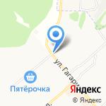 Транс и С на карте Щёкино