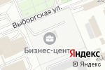 Схема проезда до компании Агора в Москве