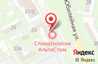 Схема проезда до компании Киндерсад.рф в Подольске