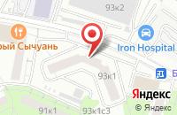 Схема проезда до компании Саха Арт Даймонд в Москве