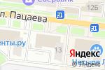 Схема проезда до компании Магазин сувениров в Долгопрудном
