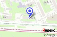 Схема проезда до компании МЕБЕЛЬНАЯ МАСТЕРСКАЯ ЯЗОН в Москве