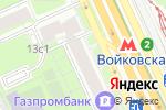 Схема проезда до компании Комиссионный магазин одежды в Москве