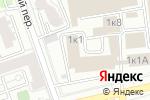 Схема проезда до компании Печати-Столица в Москве