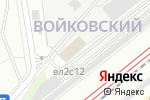 Схема проезда до компании MnogoPlitki.ru в Москве