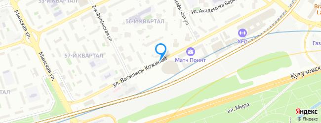 улица Василисы Кожиной