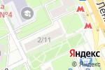 Схема проезда до компании D-style в Москве