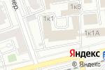 Схема проезда до компании Przap в Москве