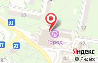 Схема проезда до компании Панорама в Подольске