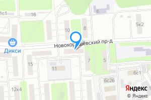Трехкомнатная квартира в Москве Новохорошевский проезд 9