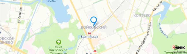 район Войковский