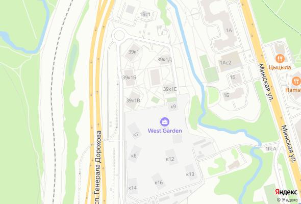 жилой комплекс West Garden (Вест Гарден)
