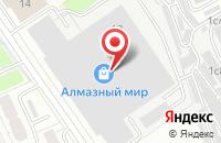 Схема проезда до компании Джемстоунес Маркет в Москве