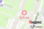 Схема проезда до компании Поликлиника.ру в Москве