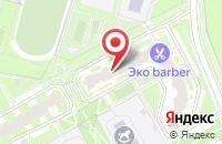 Схема проезда до компании Защитник в Подольске
