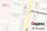 Схема проезда до компании Магазин в Первомайском