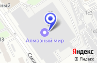 Схема проезда до компании ТОРГОВАЯ КОМПАНИЯ 3M РОССИЯ в Москве