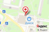 Схема проезда до компании ЗаОдно в Подольске