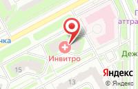 Схема проезда до компании Вета в Подольске