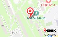Схема проезда до компании Ранэ-Центр в Москве